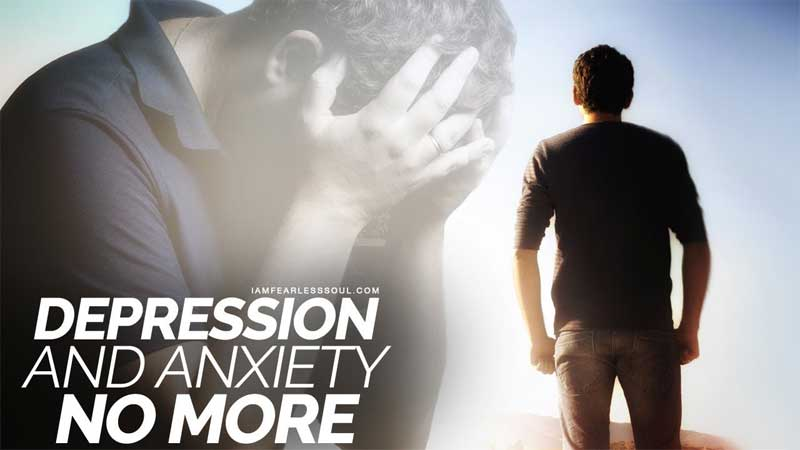 Avoid Depression and anxiety